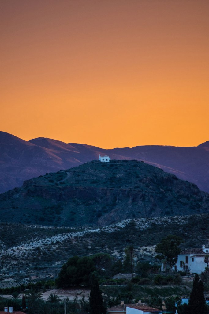 Church On The Hill, Antas, Spain