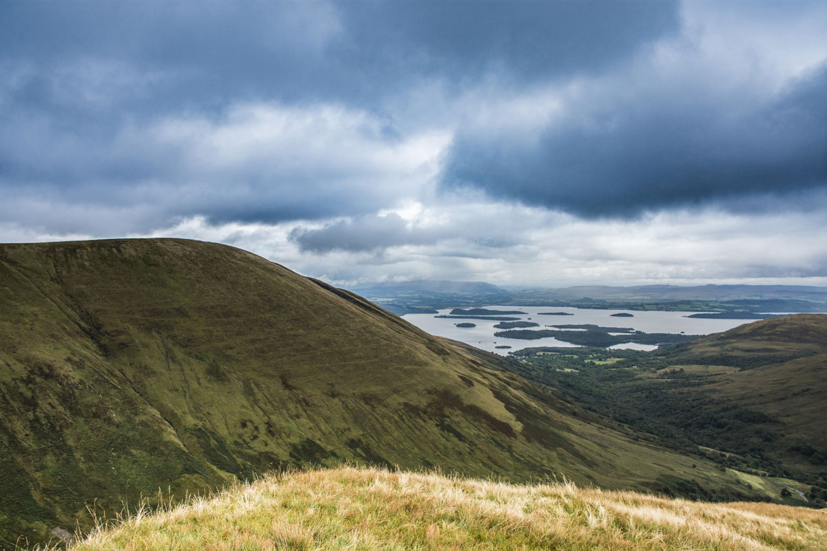 Horseshoe Hillwalk, Luss, Scotland