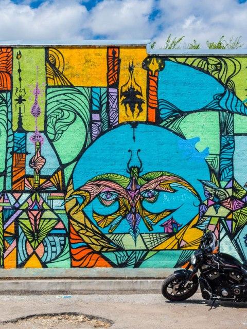 Street Art Houston Texas