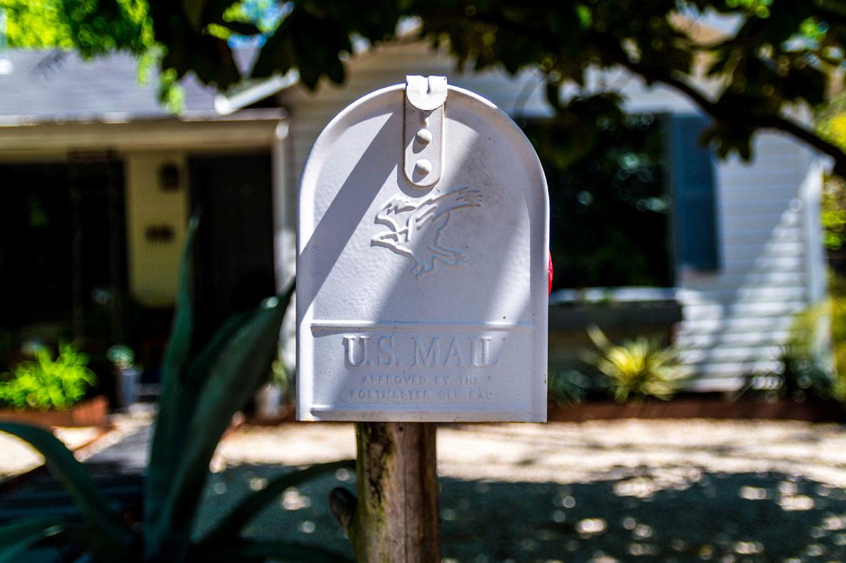 US Mailbox Austin Texas