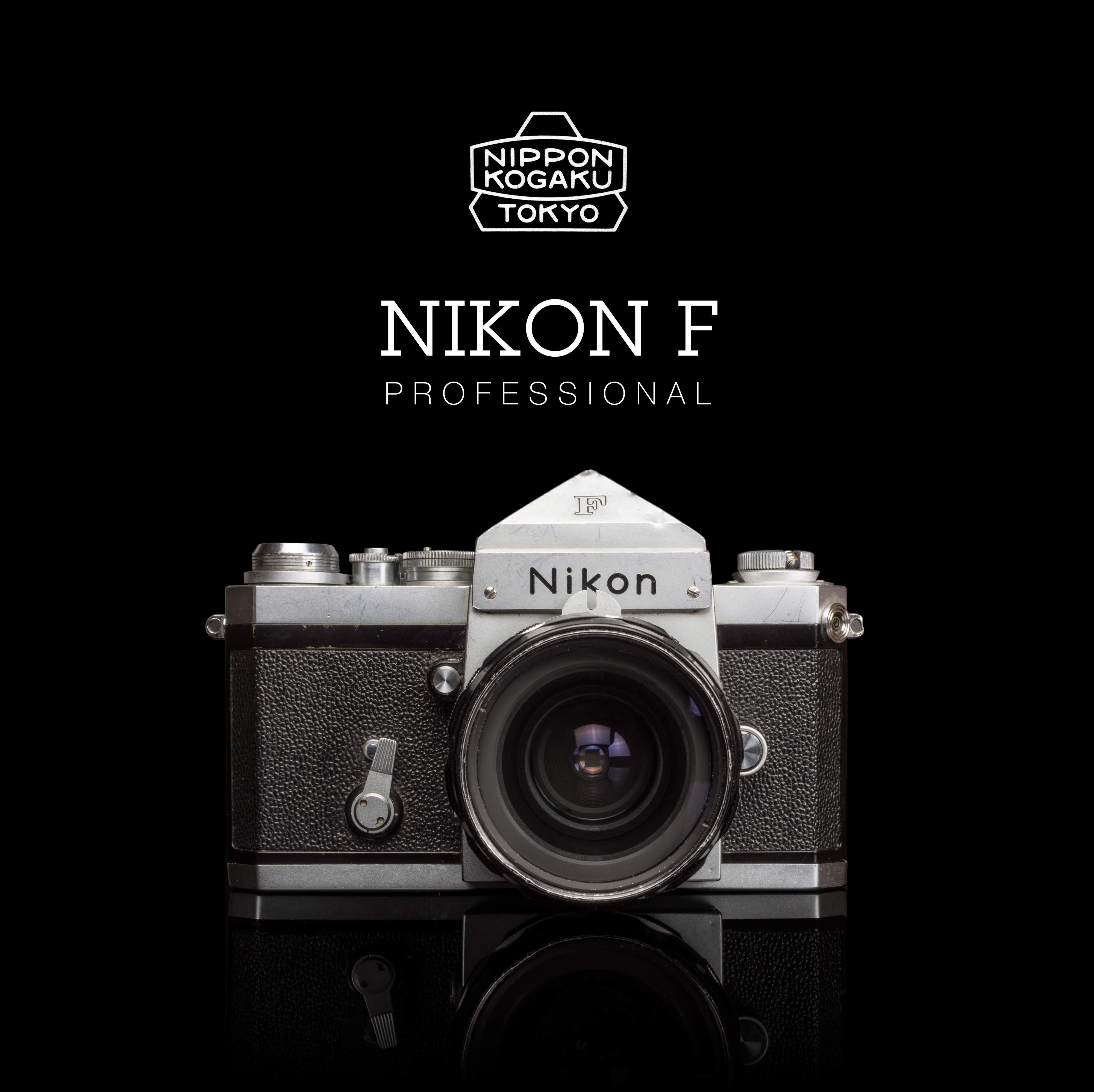 Nippon Kogaku Tokyo Nikon F