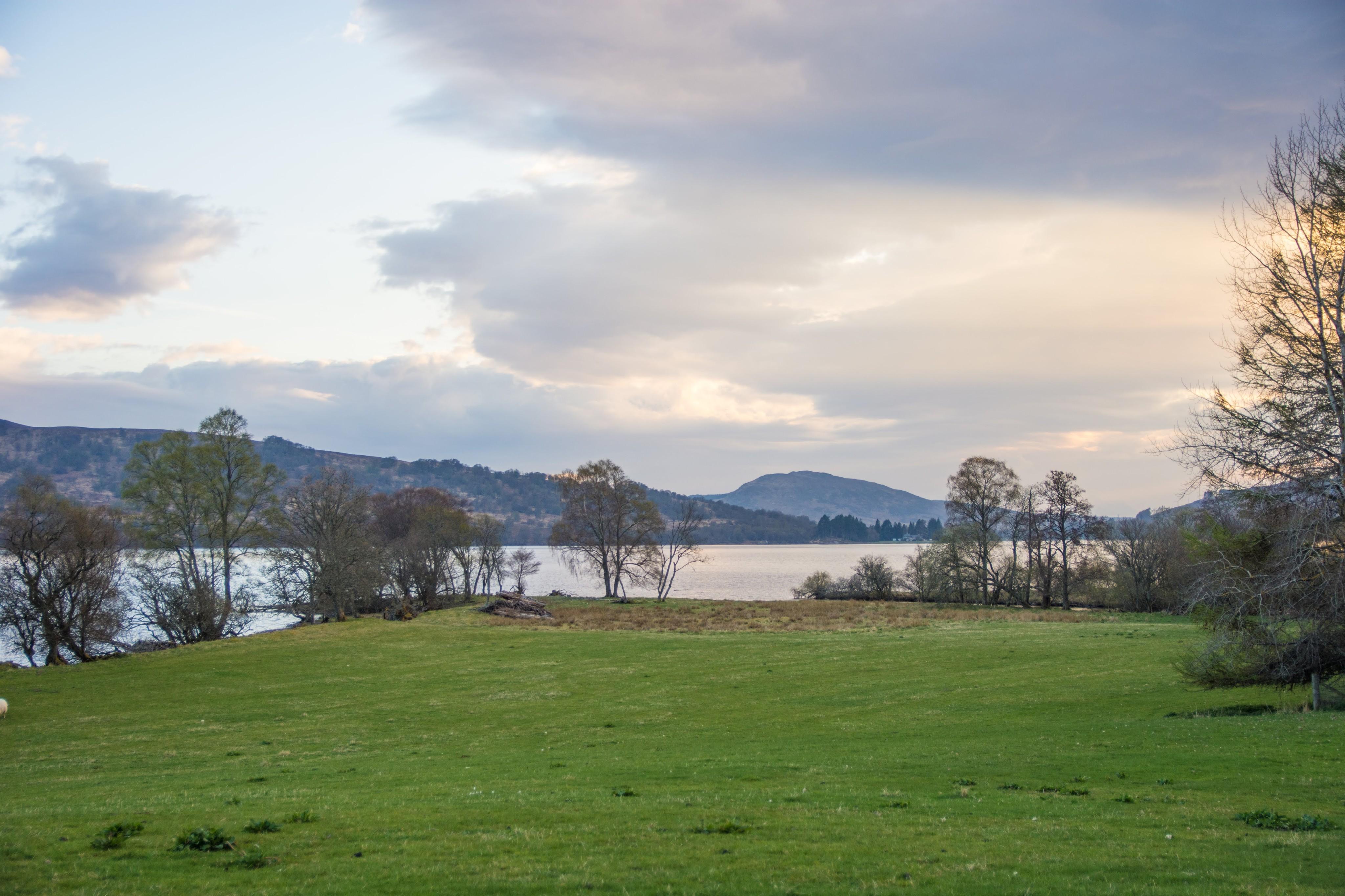 Rannoch Loch